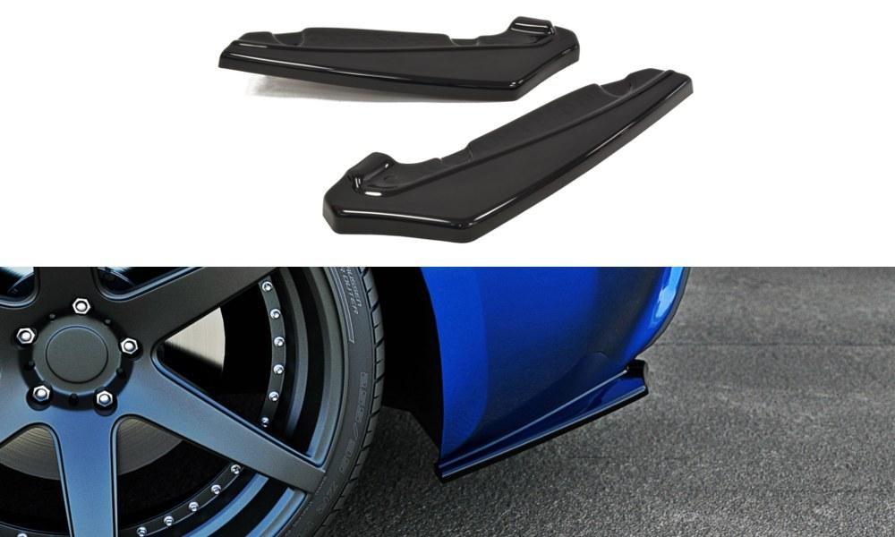 Splittery Tylne Boczne Toyota GT86 - GRUBYGARAGE - Sklep Tuningowy